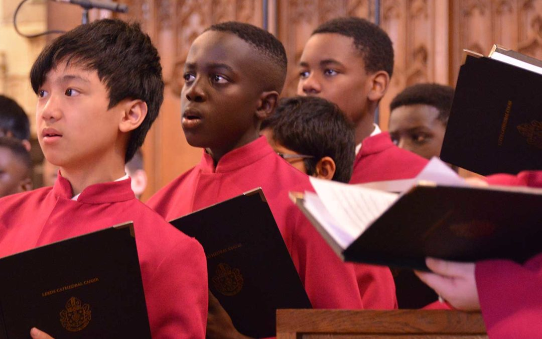 Choral continuation: Singing through a pandemic