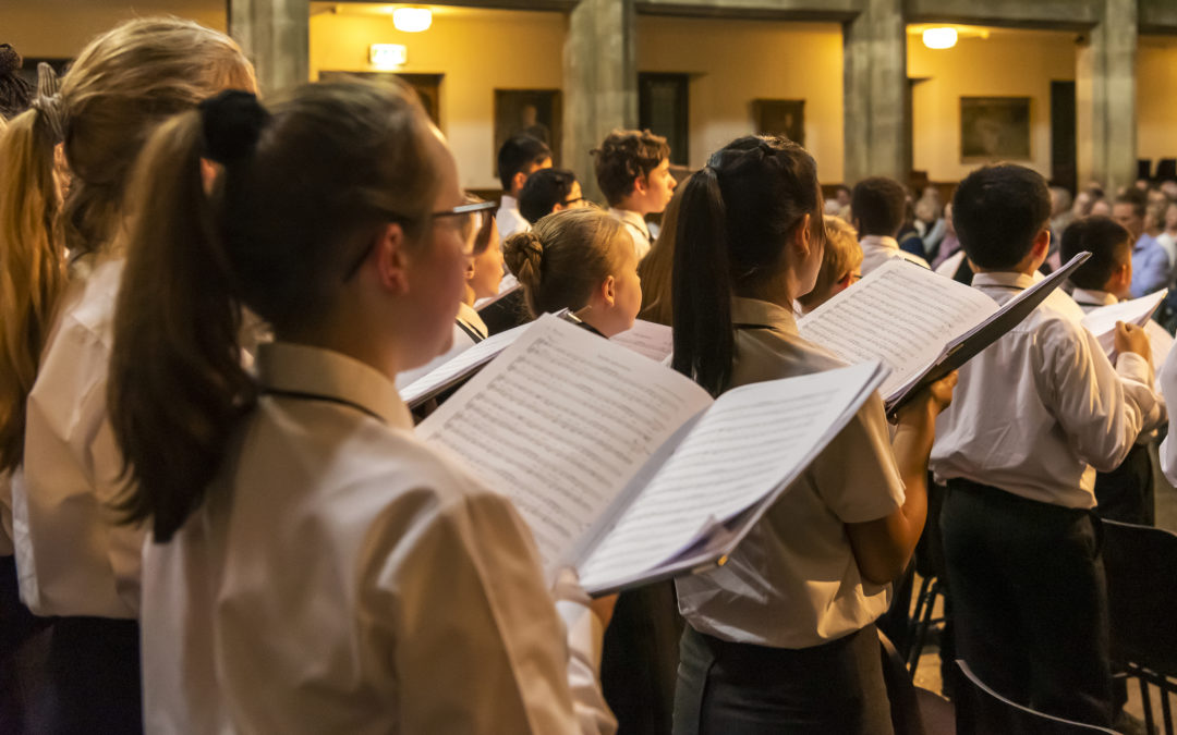 Sing out in Bradford – vocal opportunities in our superb youth choir.