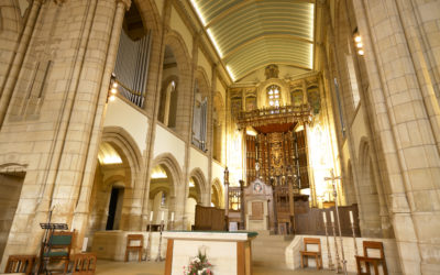 Live-streaming of Leeds Cathedral Mass