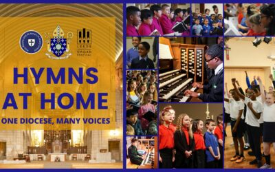 Hymns at Home: One Diocese, Many Voices