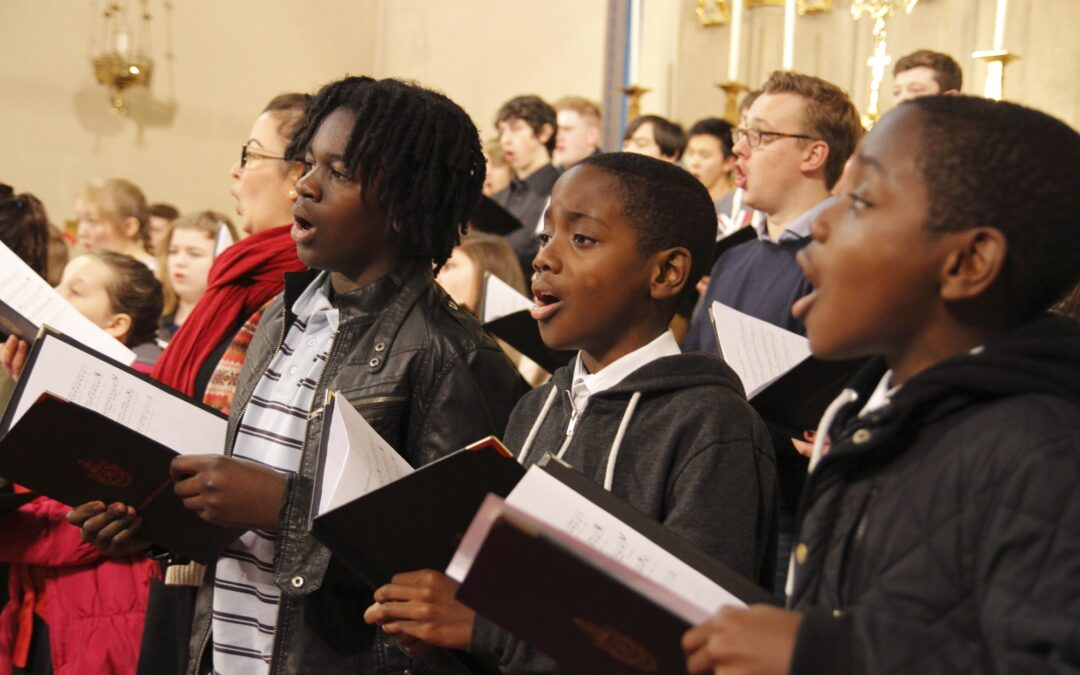 National Schools Singing Programme Launch